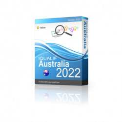 IQUALIF Australia Yellow Data Pages, Businesses