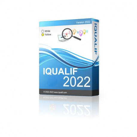 IQUALIF 法國黃色版本, 公司企業