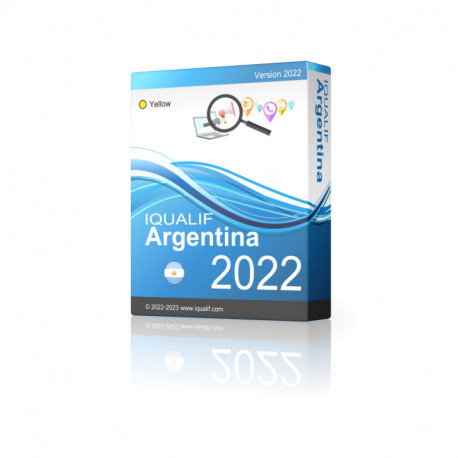IQUALIF Argentina Yellow Data Pages, Businesses