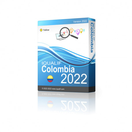 IQUALIF United States Yellow Data Pages, Businesses