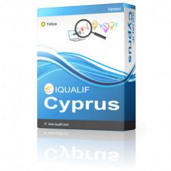 IQUALIF Multi White and Yellow, listagens profissionais e individuais