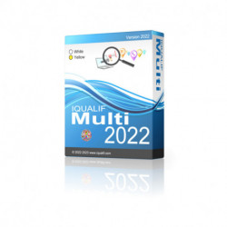 IQUALIF Russia Yellow Data Pages, Businesses